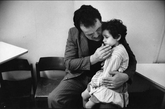 17_paris,institut curie,service pédiatrie,1986©vwinckler