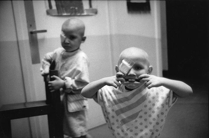 18_paris,institut curie,service pédiatrie,1986©vwinckler