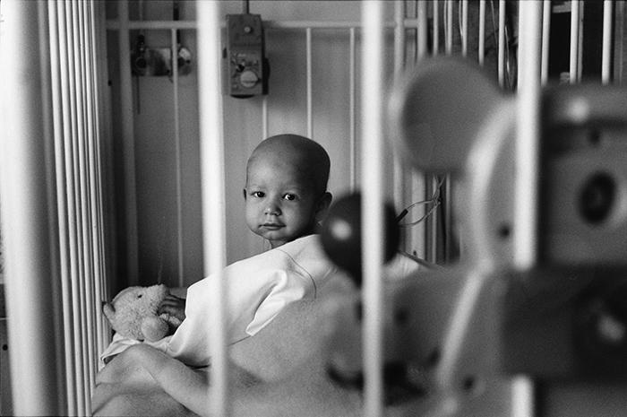 22_paris,institut curie,service pédiatrie,1986©vwinckler