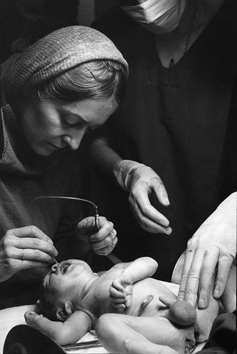 Maternité Hôpital de Sèvres,1982.©v.winckler.1871bisn°24