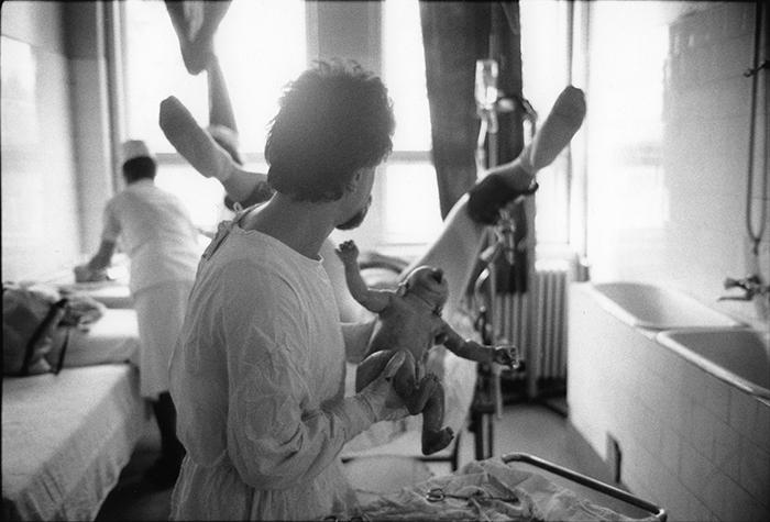 07_roumanie,buzau,maternité,1990©vwinckler